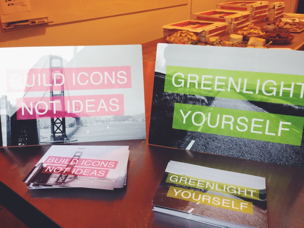 Greenlight yourself