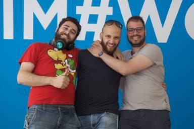 Massimo Giacchino - Tickete - Foto founders