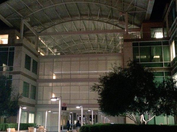 Apple Campus One infinite Loop2