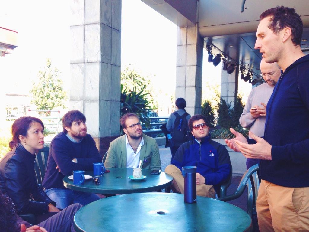 Com'è essere un founder europeo in Silicon Valley