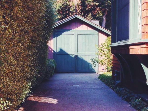 Garage HP Silicon Valley Palo Alto1