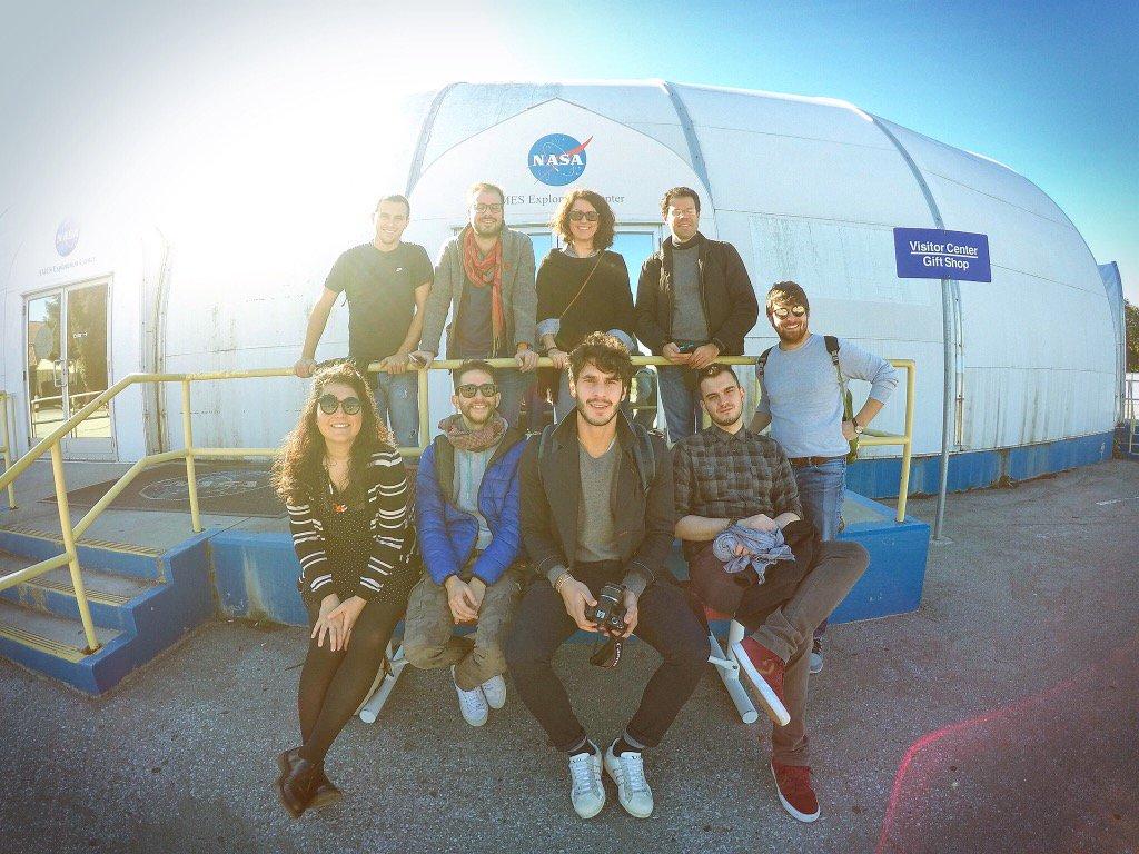 startup alla NASA