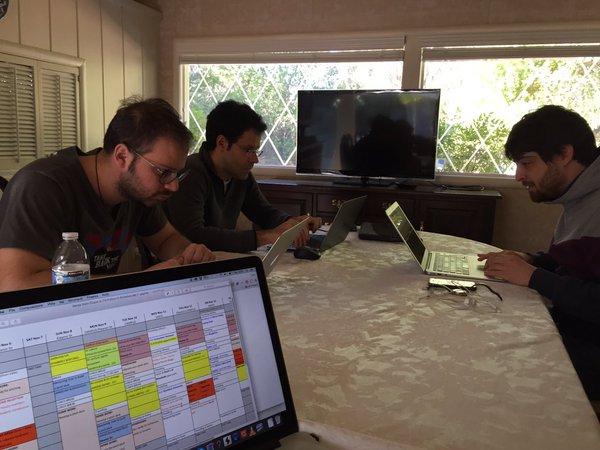 TVLPx - le startup dell'emilia-romagna preparano il pitch