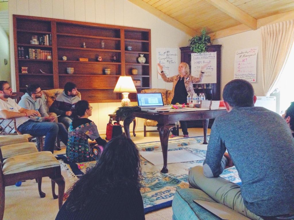 TVLPx - Lezione alle startup sulla leadership
